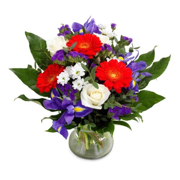 Blumenstrauß natürliche Liebe