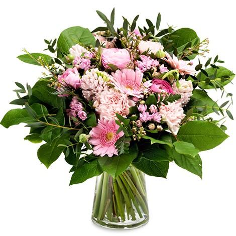 Pinker Blumentraum