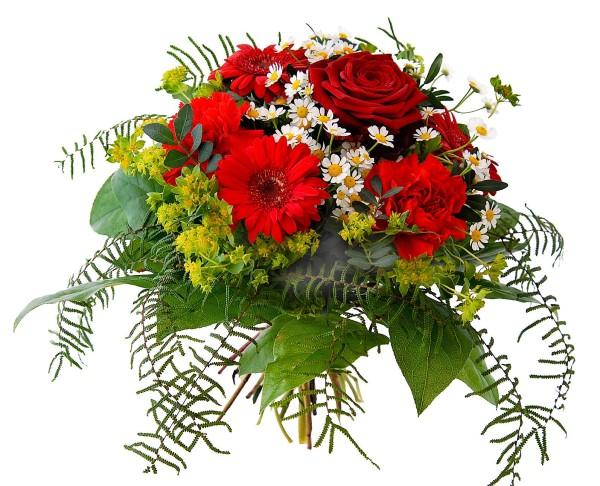 Blumenstrauß ich mag dich