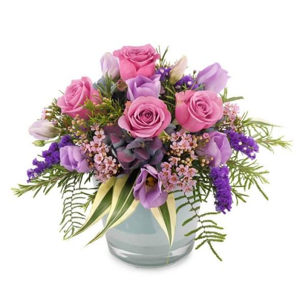 Blumengesteck-Nur für Dich