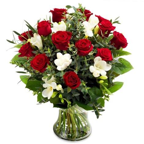 Rosenstrauß alles Liebe