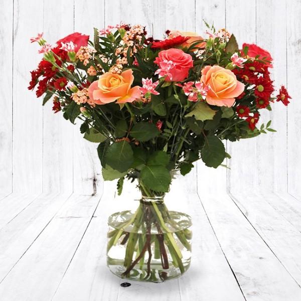 Blumenstrauß Freude